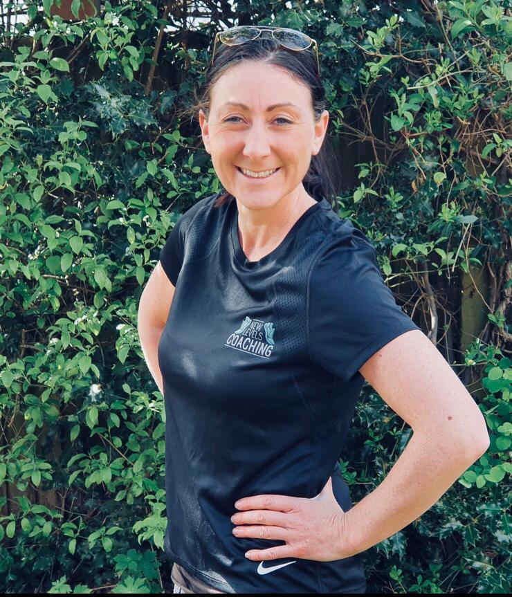 Kirsty Hillier New Levels Coaching